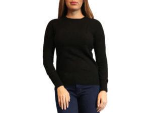 Cynthia Vincent Cashmere Crewneck Sweater - Black 28--19.jpg