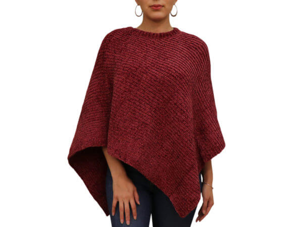 Neiman-Marcus-Poncho-in-Fleck-Chenille-Red-42-191.jpg