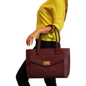 Picture Change for Kate Spade Post Street Hasley - Deep Plum